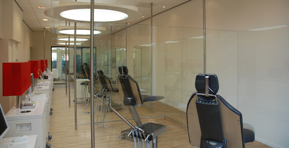 Glazen scheidingswanden A&P Glasprojecten